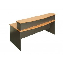 Adapt Bow Front Reception Desk