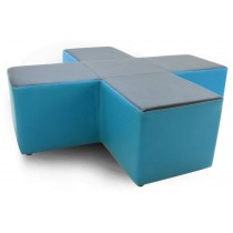 Grid Ottomans