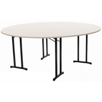 Expo Round Folding Table