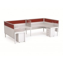 Flexique Desk Screens